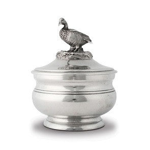 Vagabond House Pewter Duck Sauce Bowl