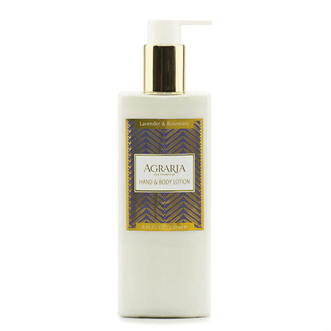 Agraria Lavender & Rosemary Hand & Body Lotion