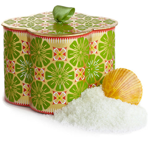 Agraria Lime & Orange Blossom Aromatherapy Bath Salts