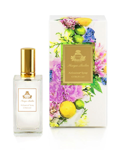 Agraria Monique Lhuillier Citrus Lily AirEssence Room Spray