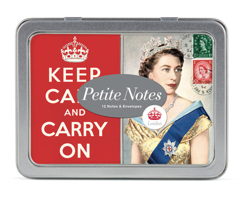 Cavallini & Co. London Petite Note Card Set