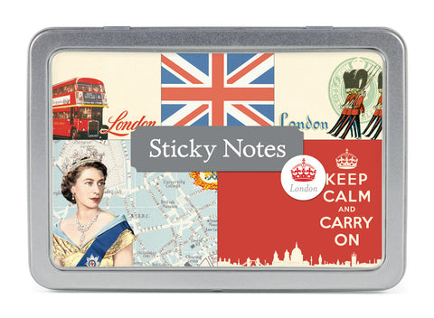 Cavallini & Co. London Sticky Note Set