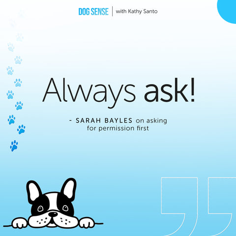 """[Image quote: """"Always ask!""""]"""