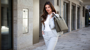 The Tote Bag, Cezanti Sava, is the perfect companion of your business and private everday life.