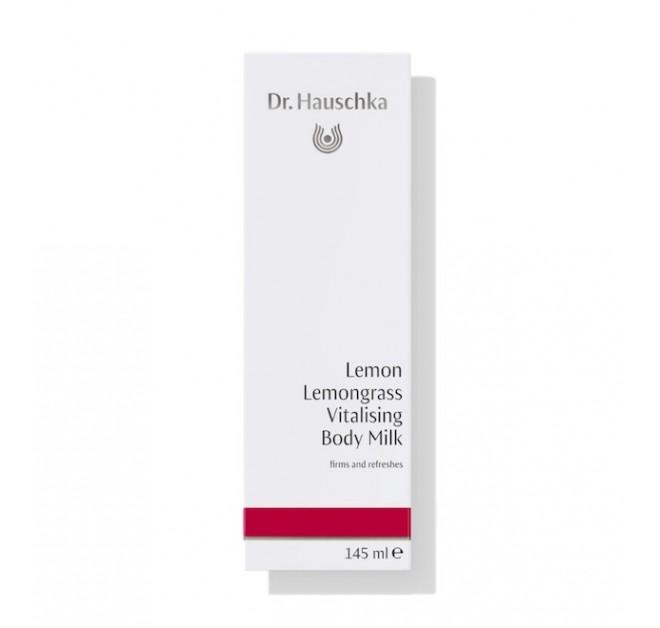 Lemon Lemongrass Vitalising Body Milk