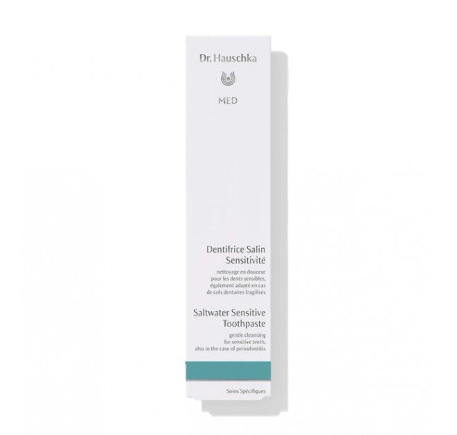 Sensitive Saltwater Toothpaste 75ml