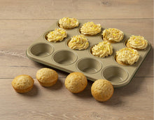 Load image into Gallery viewer, Muffin Mold - 12 Cup