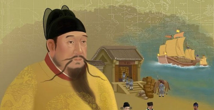 empereur-Yongle-dynastie-Ming