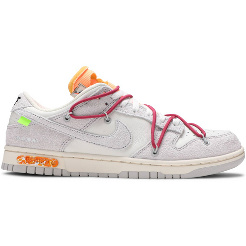 """Nike Dunk Low X Off White """"Lot 35"""""""