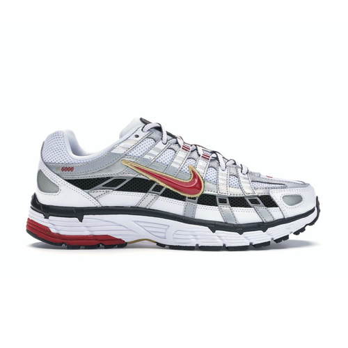 """Nike P-6000 """"White Gold Red"""""""