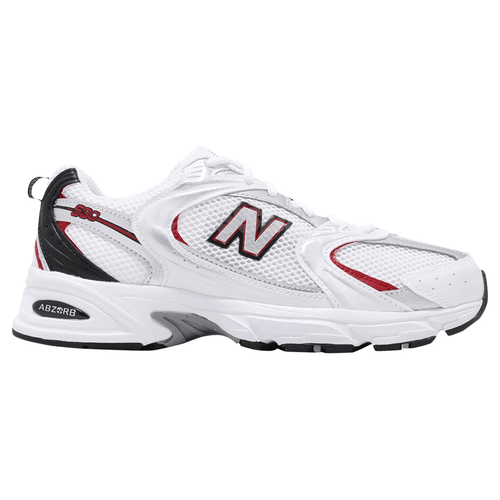 """New Balance 530 """"White Silver Red"""""""