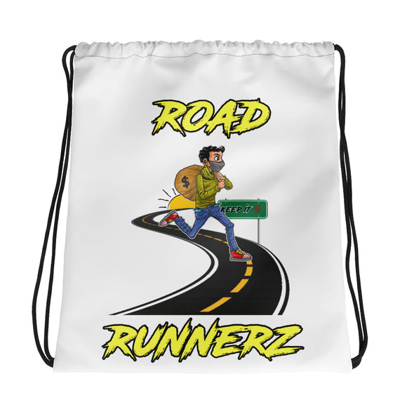 ROAD RUNNERZ Drawstring bag