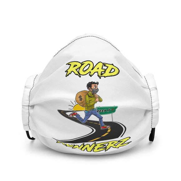 ROAD RUNNERZ Premium face mask