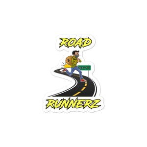 ROAD RUNNERZ Bubble-free stickers