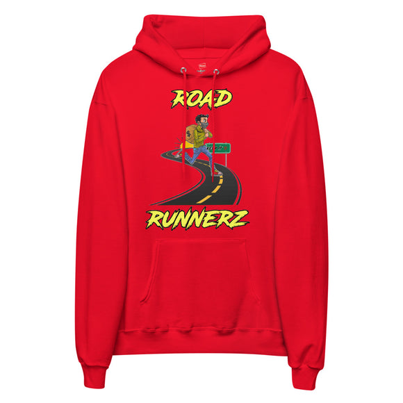 ROAD RUNNERZ fleece hoodie