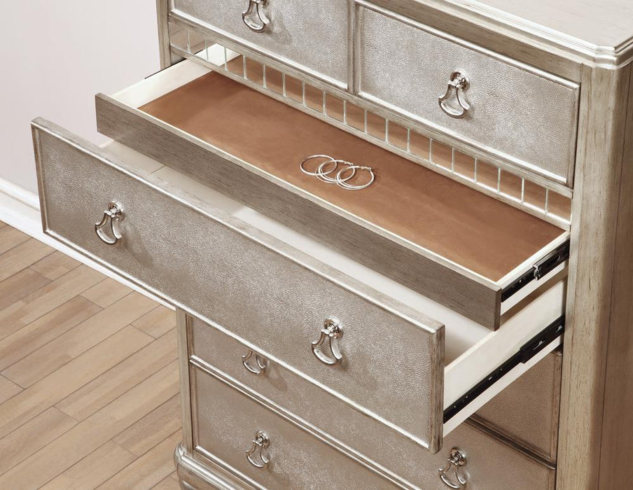 Bling Game Six-Drawer Chest image