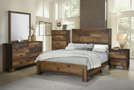 G223143 E King Bed image