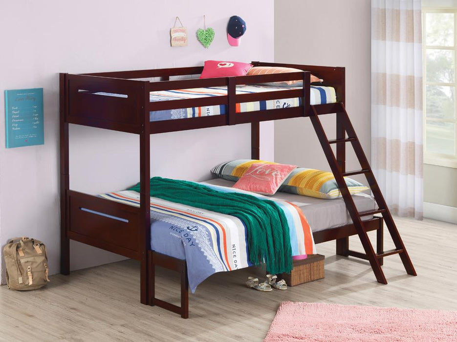 G405051 Twin/Full Bunk Bed image