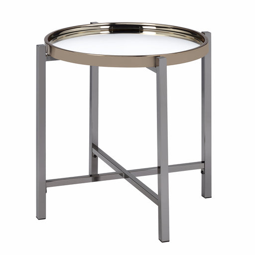 Edith Round End Table image