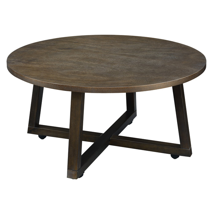 Industrial 3PC Occasional Table Set image