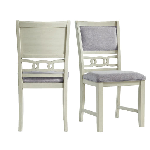 Amherst Standard Height Side Chair Set in Bisque of 2 image