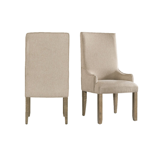 Stone Standard Height Parson Chair Set of 2 image