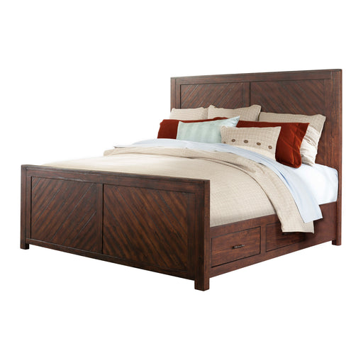 Jax Queen Platform Storage Bed image