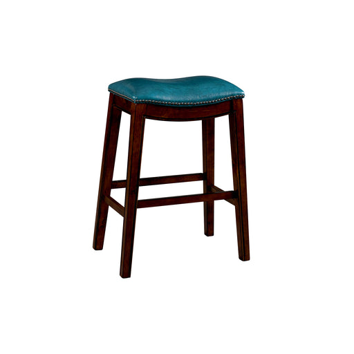 "Fiesta 30"" Backless Bar Stool in Blue image"