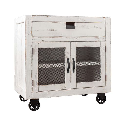 Industrial 2-Door Accent Chest image