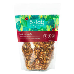 GRANOLA BEETS AND CARROTS 370g