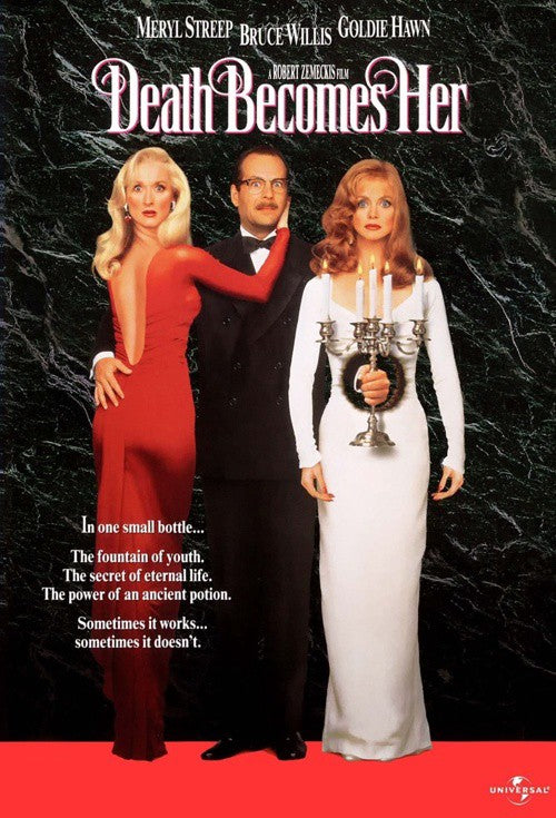 Death Becomes Her - Must See Gothic Films