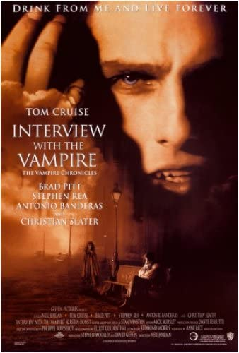 Interview With A Vampire - Gothic Movie List