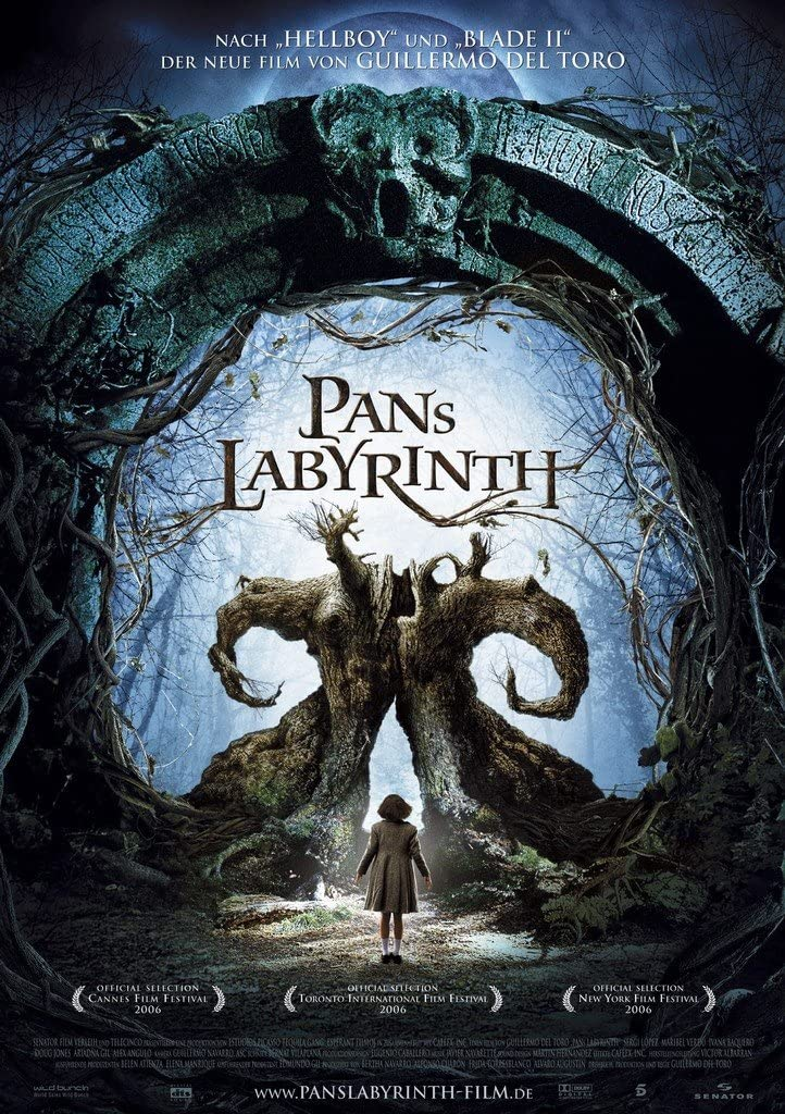 Pans Labyrinth - Gothic Movies