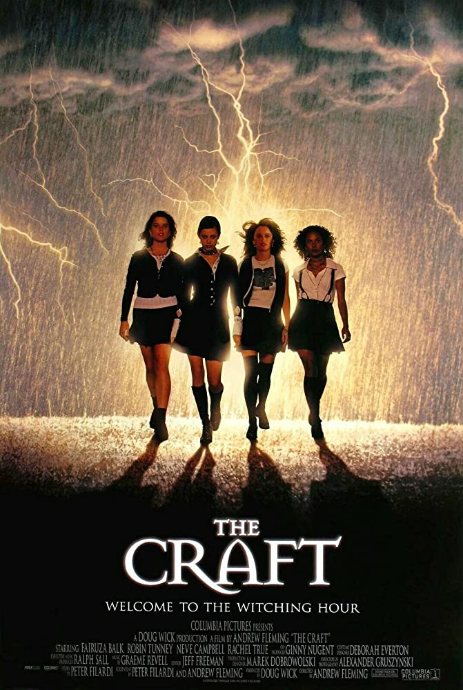 The Craft - Gothic Must See Movies