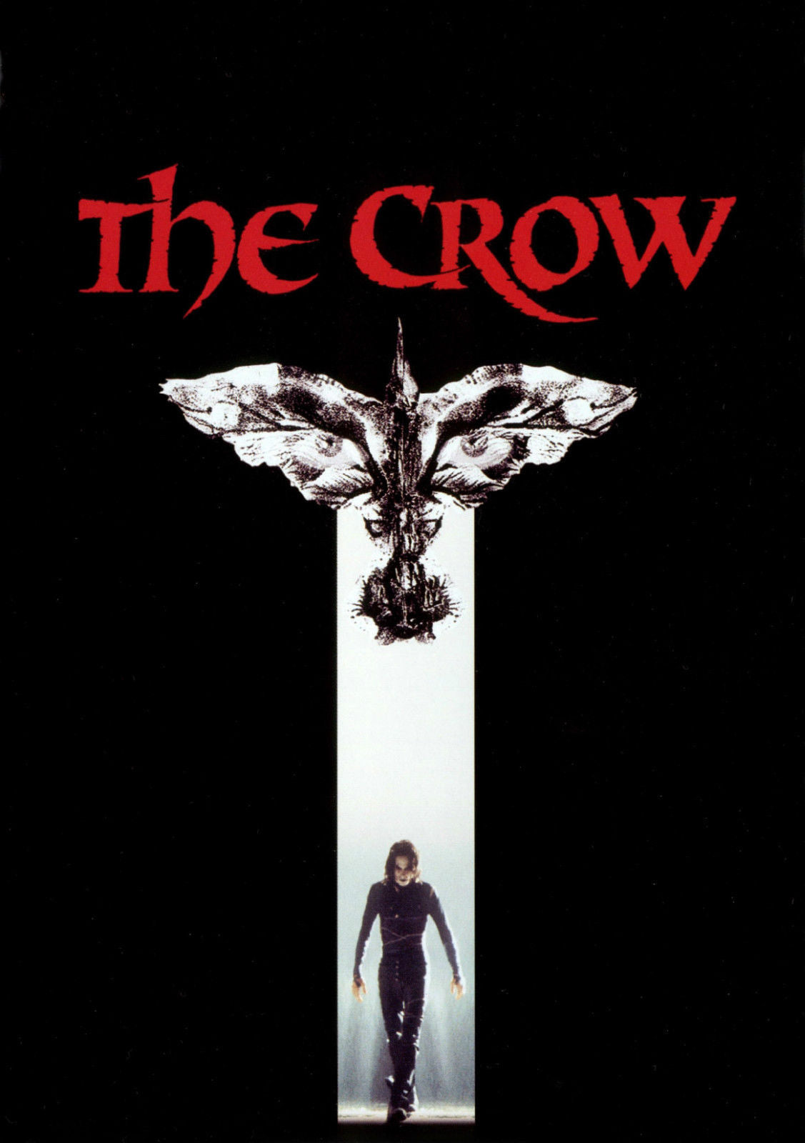 The Crow - Gothic Must See Movies