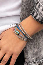 Load image into Gallery viewer, Paparazzi Bracelet - Geo Trip - Multi