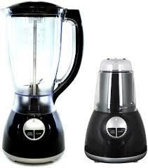 Kitchen Perfected 500W Blender with Grinder attachment