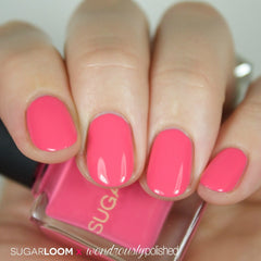 SUGARLOOM nail color Bubble Gum