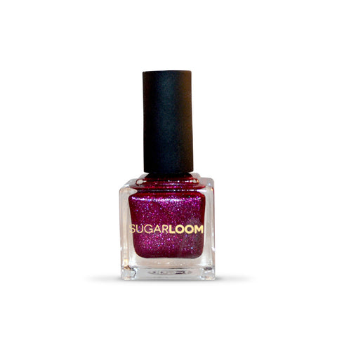 SUGARLOOM nail color Fuzzy Sweater