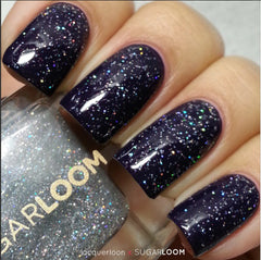 SUGARLOOM nail color Snowflake Scandal