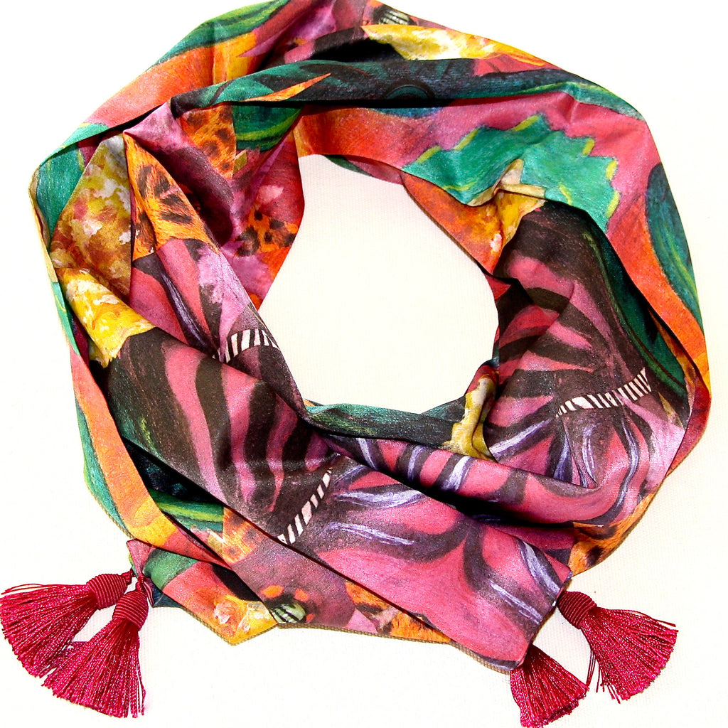 Jungle Pop Scarf