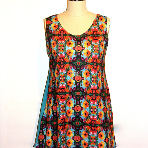 Maize Daisy Tunic