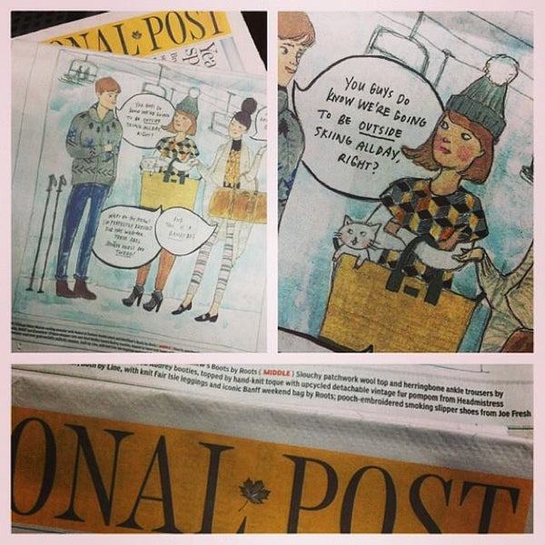 National Post December 2013