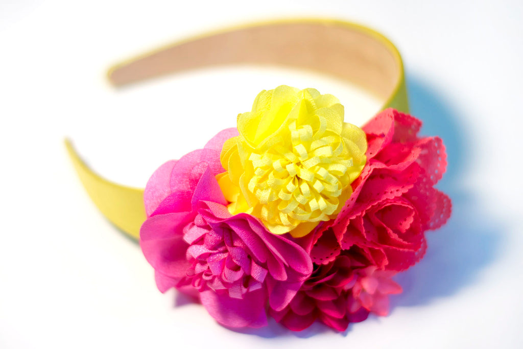 Flower Headband | More Colours
