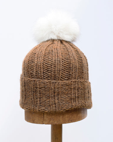 Cinnamon Knit Toque
