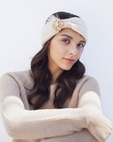 Blush Winter Headband