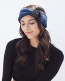 Blue Winter Headband