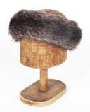 Raccoon Vintage Fur Headband