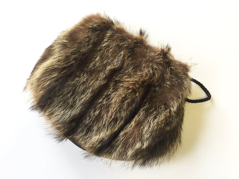 Fur Muff | Raccoon