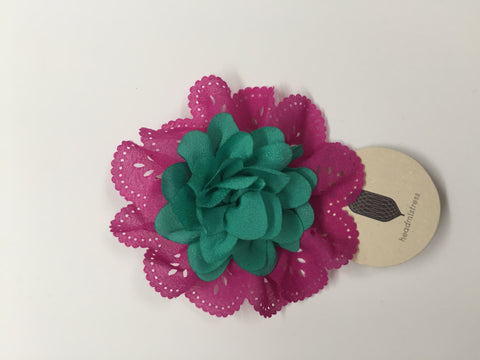 Small Flower Clip {more colours}